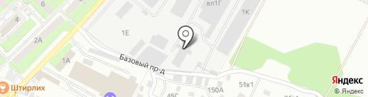 Ритейл-плюс на карте Липецка