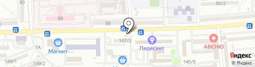 Comepay на карте Ростова-на-Дону