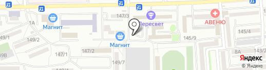 Киоск по изготовлению ключей на карте Ростова-на-Дону