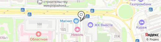 Пив-Тайм на карте Ростова-на-Дону