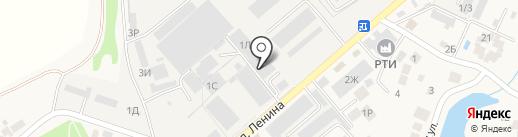 Литые диски К7 на карте Ленинавана