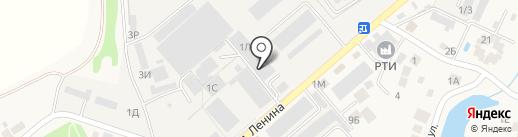 ПолиАэрПак-Дон на карте Ленинавана