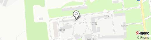Медика-Л на карте Липецка