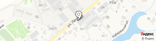 Банкомат, Сбербанк, ПАО на карте Ленинавана