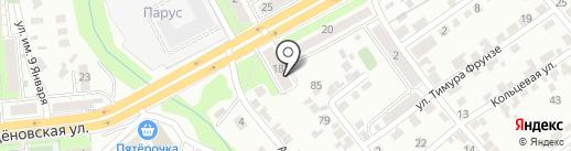 Дверная компания на карте Липецка