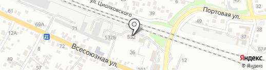 Ваш Дом Профи на карте Ростова-на-Дону