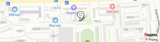 Обед-ЕСТЬ! на карте Ростова-на-Дону