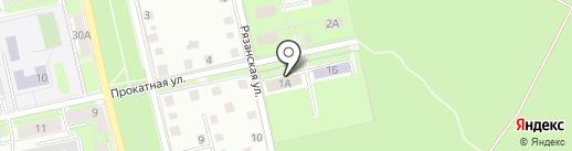 НЛМК, ПАО на карте Липецка