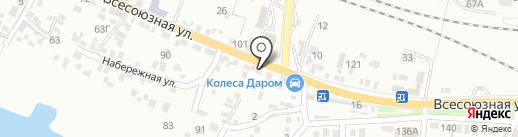 Автомастерская на карте Ростова-на-Дону