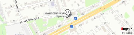 СВЕТОЧ на карте Липецка