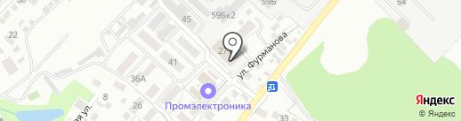 Ремэнергомет-Л на карте Липецка