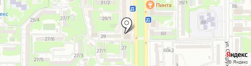 Алкотека на карте Ростова-на-Дону