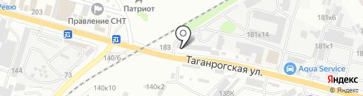 Формула рыбалки на карте Ростова-на-Дону