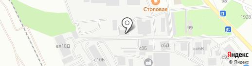Бизнес Маркет на карте Липецка