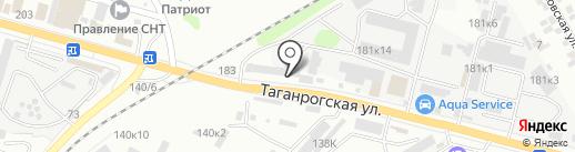 777 на карте Ростова-на-Дону