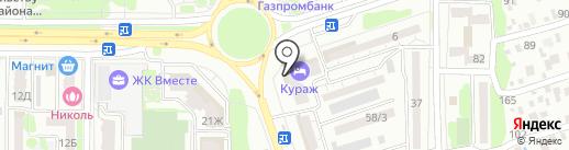 Риелт Актив на карте Ростова-на-Дону