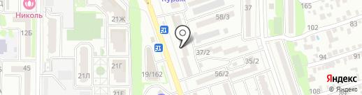 TianDe на карте Ростова-на-Дону