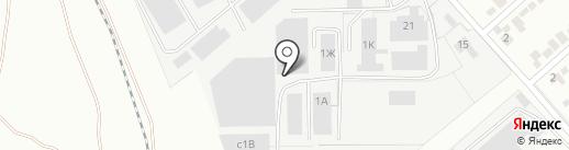 Липецкмебель на карте Липецка