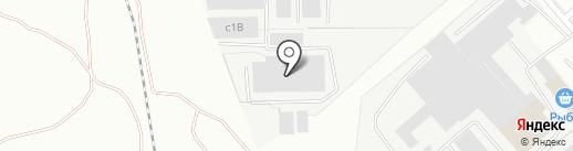 ВИС на карте Липецка