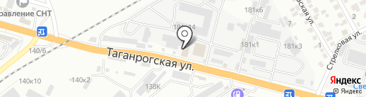 СтроимДом61 на карте Ростова-на-Дону