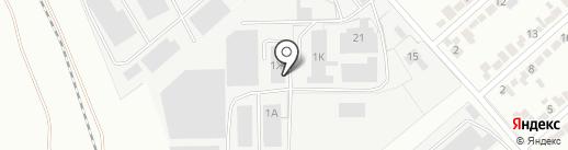 ГАРАНТ на карте Липецка