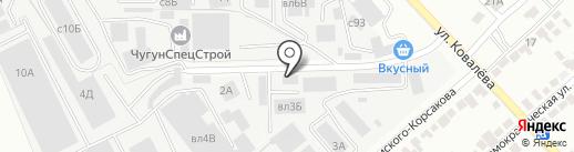 Гарантия на карте Липецка