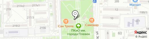 Like Bike Club на карте Ростова-на-Дону