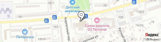 Мастерская по ремонту часов на карте Ростова-на-Дону
