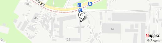 Стройподряд48 на карте Липецка
