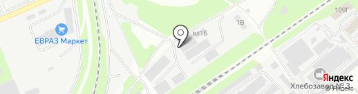 Астра+ на карте Липецка