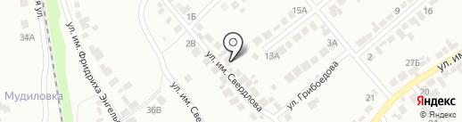 lipshina.ru на карте Липецка