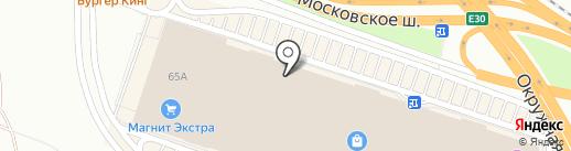Bona Fide на карте Рязани