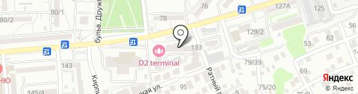 Кабинет гинеколога на карте Ростова-на-Дону