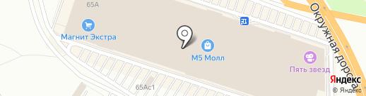 Лавка радостей на карте Рязани