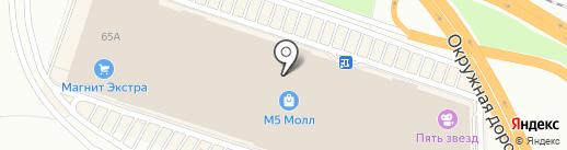 Quick Cafe на карте Рязани