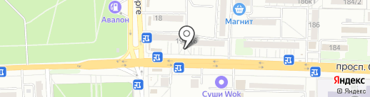 Do4a.com на карте Ростова-на-Дону