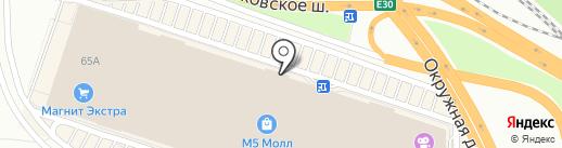 Eco на карте Рязани