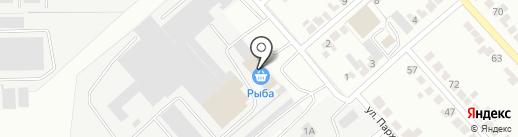 ТД ТЭК на карте Липецка