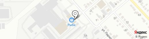 Центр Бизнес Холод на карте Липецка