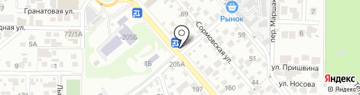 МастерОК на карте Ростова-на-Дону