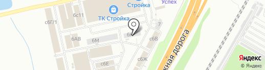 ЭкоDom на карте Рязани