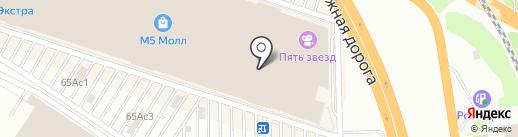LUCHI на карте Рязани