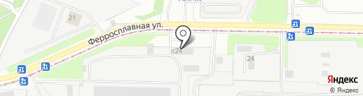 ЭнерТек на карте Липецка