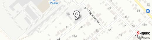 Центр тонирования автостекол на карте Липецка