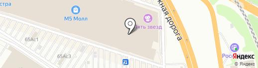 Фреш-бар на карте Рязани