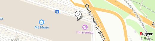 БРАМА на карте Рязани