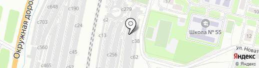 Автоэксперт62 на карте Рязани