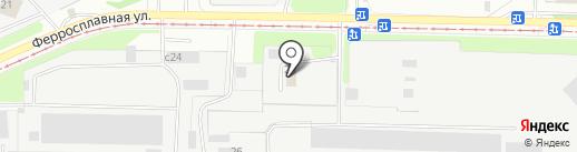 Ремжилфонд на карте Липецка