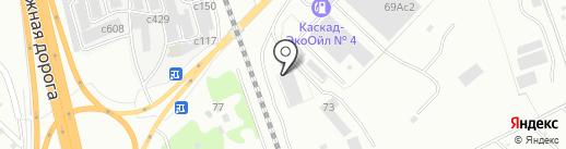 АВМ-motors на карте Рязани