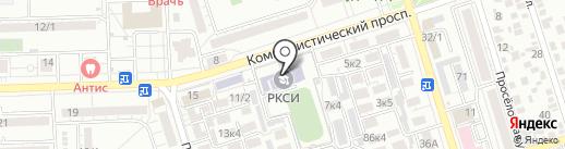 Учебный центр на карте Ростова-на-Дону